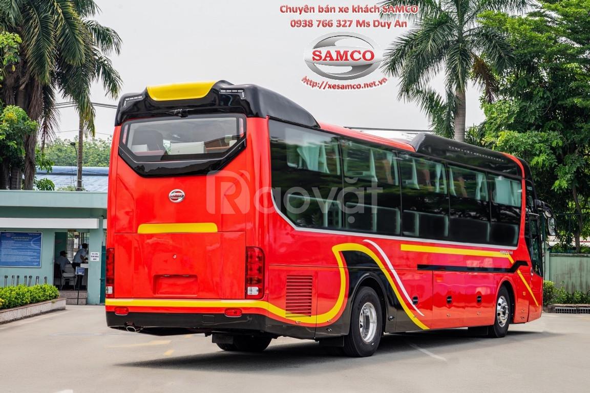 Bán xe khách Samco Primas động cơ Hyundai 380 ps 34 giường nằm + 02