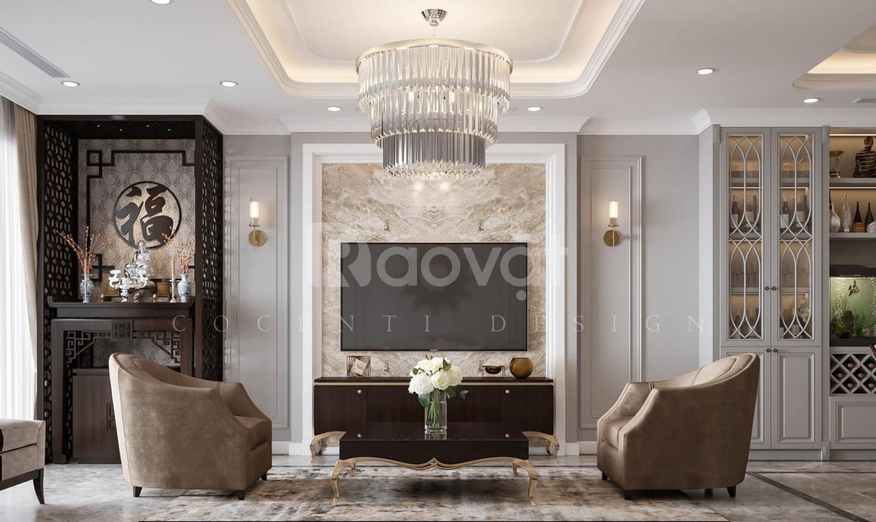 Cocent thiết kế nội thất, thi công nội thất chuyên nghiệp