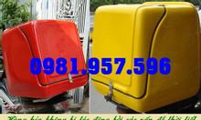 Thùng chở hàng loại lớn, thùng chở hàng lớn sau xe máy