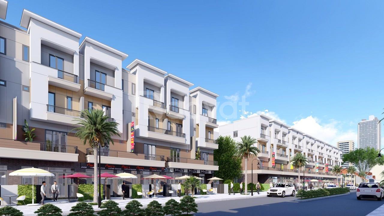 Sở hữu Shophouse xây 4 tầng chỉ hơn 3 tỷ/căn