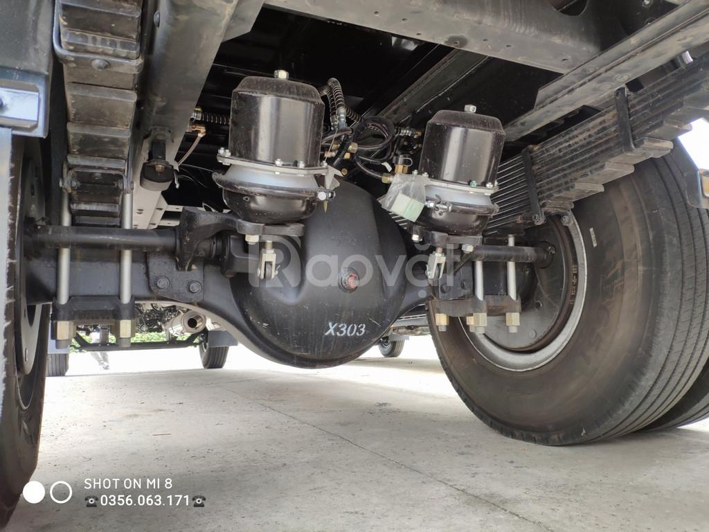Bán xe tải Faw 8 tấn thùng dài chở hàng cồng kềnh bán trả góp 30% (ảnh 7)