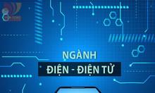 Học đại học công nghệ kỹ thuật điện - điện tử tại TPHCM