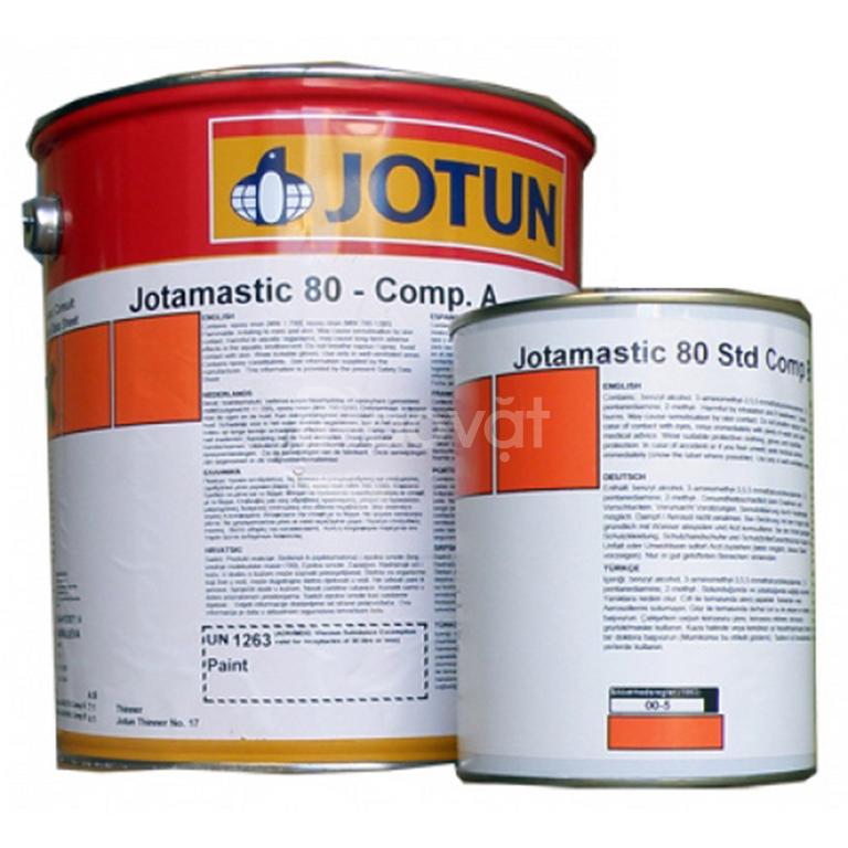 Tìm mua sơn epoxy Jotun Hardtop AX cho sắt thép ngoài trời giá tốt