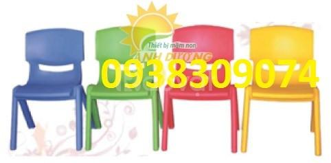 Cung cấp ghế nhựa cho bé, ghế nhựa mầm non, ghế mẫu giáo