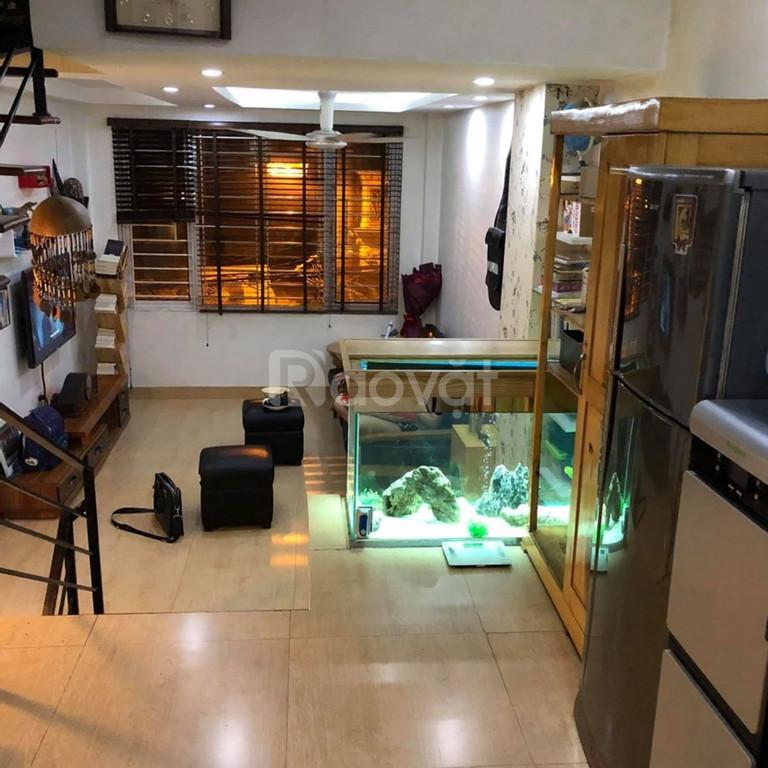 Cần bán gấp nhà 5 tầng x 40m x 3.6 MT x 4.8 tỷ tại Nguyễn Khang