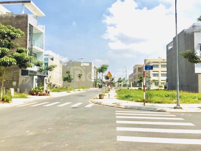 Bán nền đất biệt thự 29 triệu/m2 diện tích 210m2, mặt tiền đường số 1