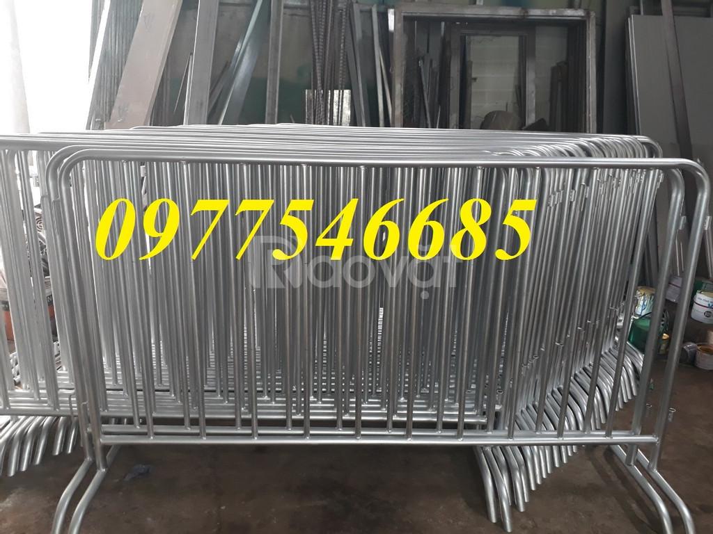 Hàng rào di động sản xuất tại Hà Nội