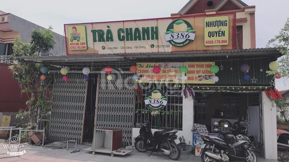 Máy tính tiền cho quán trà chanh tại TP.HCM giá rẻ