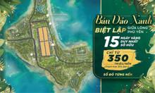 Bán gấp lô đất Biệt Thự Biển phía Đông Tp. Tuy Hòa, giá chỉ 7.5Tr/m2