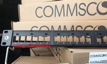 Thanh đấu nối patch panel 24 cổng 760237040   |   CPP-UDDM-SL-1U-24