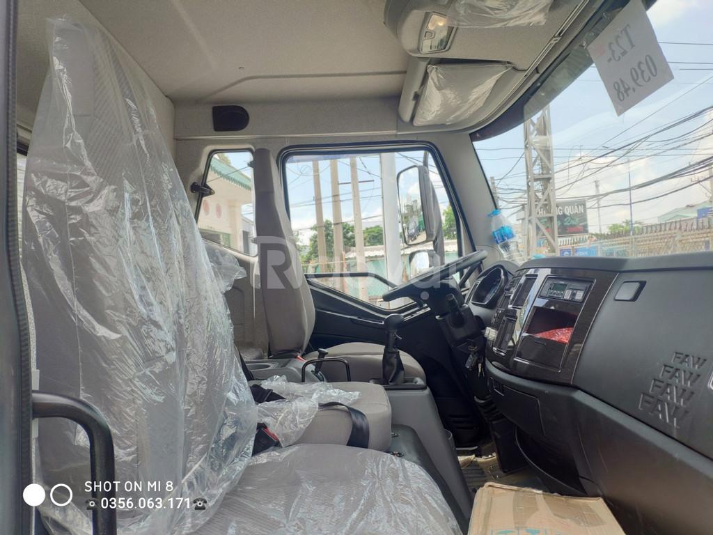 Bán xe faw 8 tấn thùng dài 9m7 -  chỉ cần trả trước 300tr nhận xe