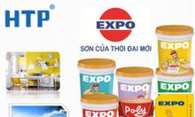 Chuyên cung cấp sơn nước Expo chính hãng giá tốt cho công trình