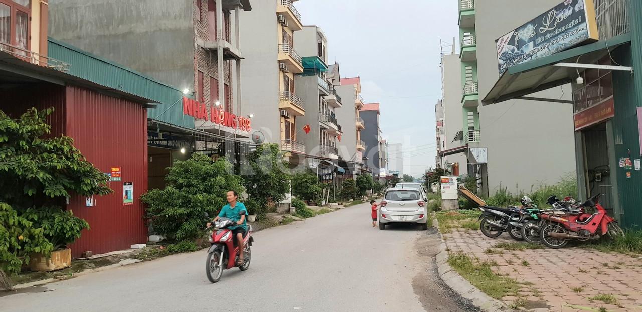 Bán đất nền Hướng Đông Nam nhìn ra vườn hoa khu đô thị Đình Trám