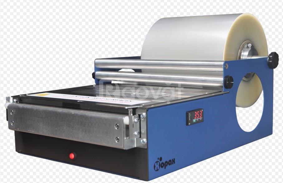 Máy bọc màng BOPP thủ công, máy bọc màng 3D,máy bọc màng chai nước hoa