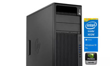 HP Workstation Z440 Chip E5 1630 Ram 8gb/ Vga Quadro K620