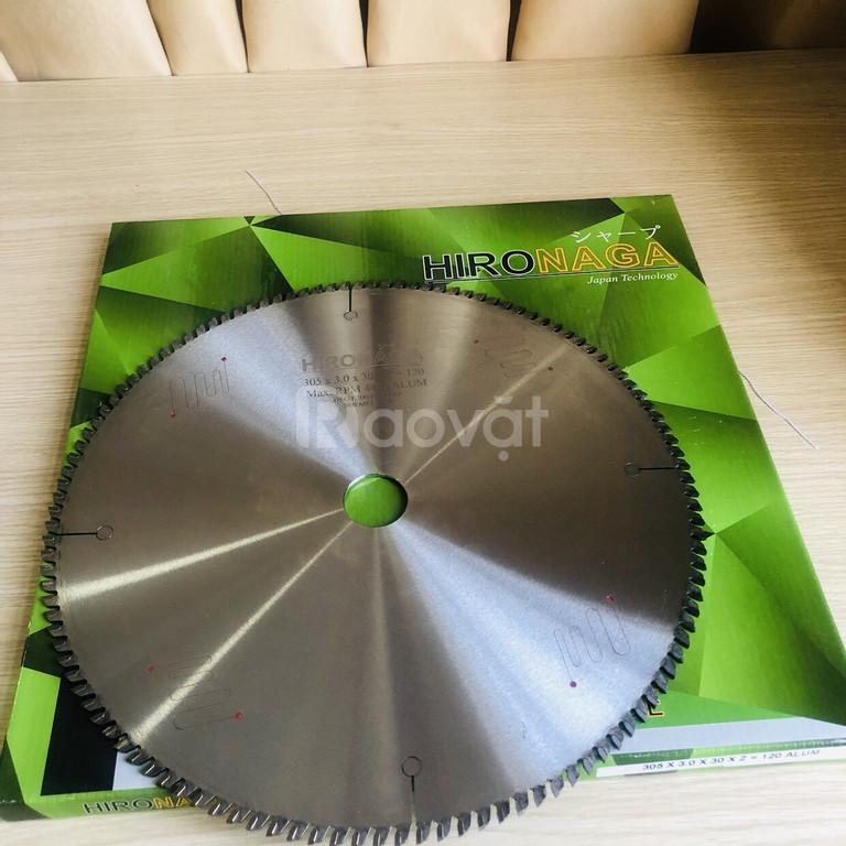 Lưỡi cưa đĩa cắt nhôm 305x3.0x30x120Z