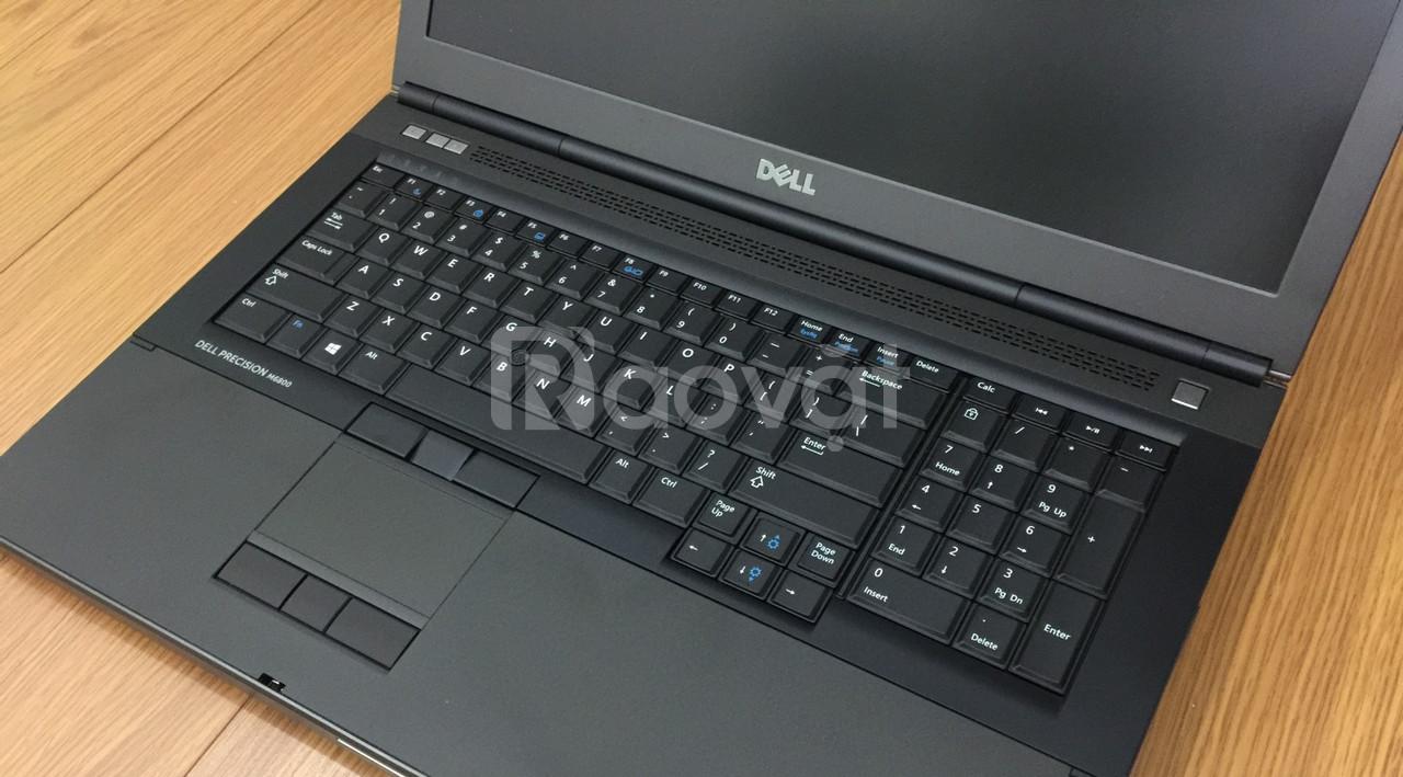 Dell Precision M6800 / i7 4800MQ / 16GB / SSD 256GB / VGA M6100 / 17.3