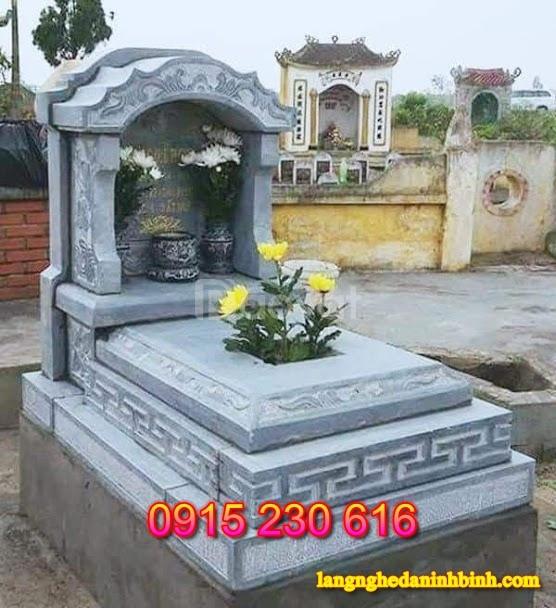 Địa chỉ lắp đặt mộ đá tại Nam Định
