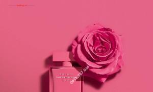 Nước hoa Narciso Rodriguez For Her Fleur Musc EDP 100ml màu hồng đậm