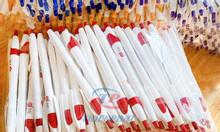 Xưởng in bút bi giá rẻ, in logo lên bút bi quà tặng