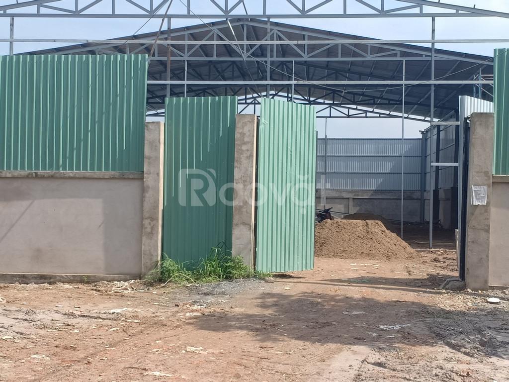 Kho xưởng 1000m2 APD, Thạnh Lộc, Thạnh Xuân Quận 12