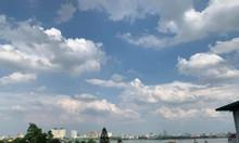11.8 tỷ Lạc Long Quân View Hồ Tây 75m2x6.9m, mặt phố, vỉa hè, KD