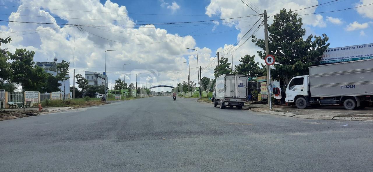 520m2 đất xưởng đường Trần Văn Giàu, huyện Bình Chánh, 20x26m.