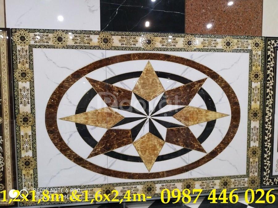 Gạch thảm trang trí 1,6x2,4m HP5173