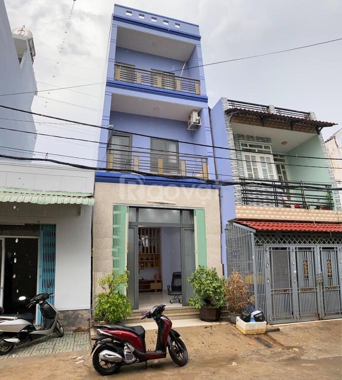 Bán nhà đẹp 1 sẹc ngắn đường Thạnh Xuân 13 Phường Thạnh Xuân Quận 12