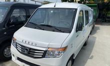 Xe van Kenbo 5 chỗ, xe tải hỗ trợ trả góp, trả trước 60 triệu nhận xe