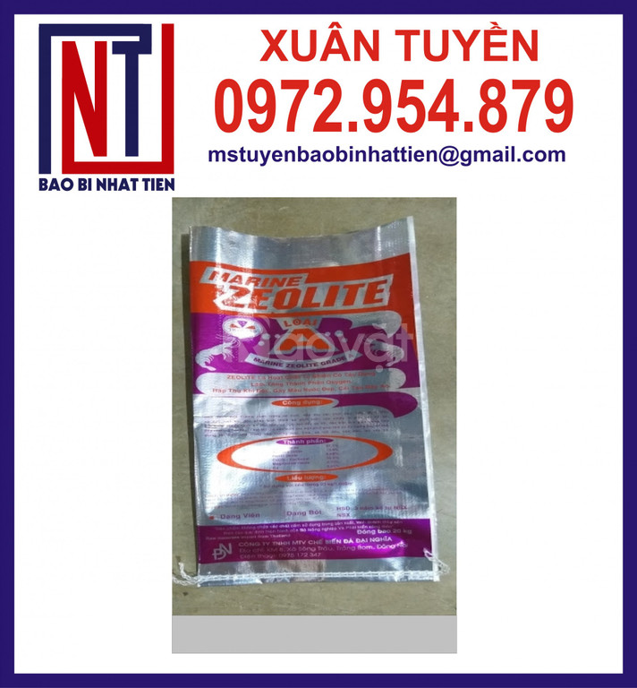 Bao bì thức ăn thủy sản ghép màng
