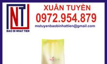 Túi đựng gạo 1kg, túi gạo màng ghép