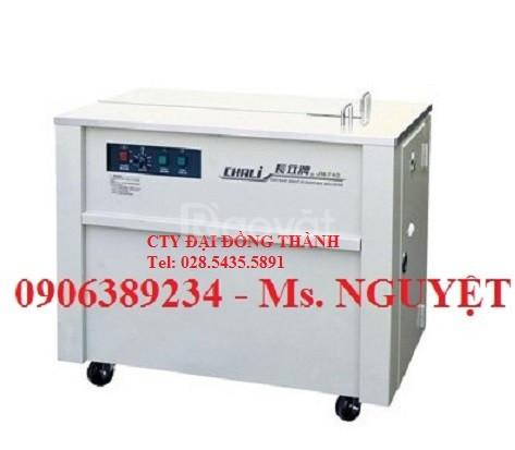 Máy đóng đai thùng carton Chali JN-740