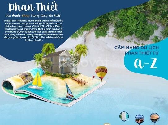 Bán nhà phố biển NovaWorld Phan Thiết giá chỉ từ 4 tỷ