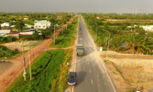 Đất Nhơn Trạch 500m2 mặt tiền đường Phạm Thái Bường