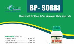 Thuốc giải độc gan, bổ gan Biopro Khánh Hòa bằng thảo dược cho tôm cá