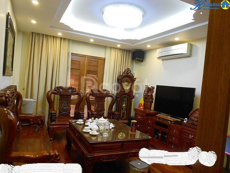 Bán nhà Nguyễn Cảnh Dị, Hồng Quang, Hoàng Mai 50m2 x 4,5 tầng