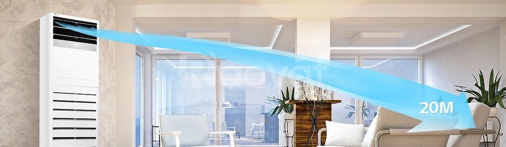 Máy lạnh tủ đứng LG APNQ30GR5A3 3 HP inverter dòng máy lạnh tiết kiệm
