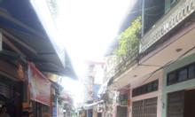 Bán đất mặt ngõ 606 Ngọc Thụy Xóm mới DT 113m2 giá 62tr kinh doanh tốt