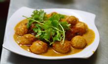 Tuyển đầu bếp nấu cho nhà hàng chay phục vụ grabfood