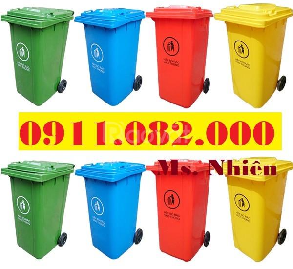 Nơi cung cấp thùng rác nhựa giá rẻ,thùng rác y tế, thùng rác công cộng