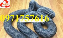 Đặc điểm của ống gió mềm vải simili