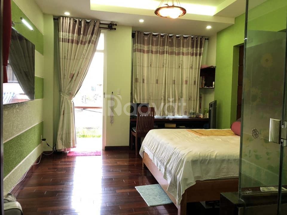 Bán gấp nhà hẻm 6m Nơ Trang Long, Quận Bình Thạnh, 73m2, 4 lầu, 7,8 tỷ