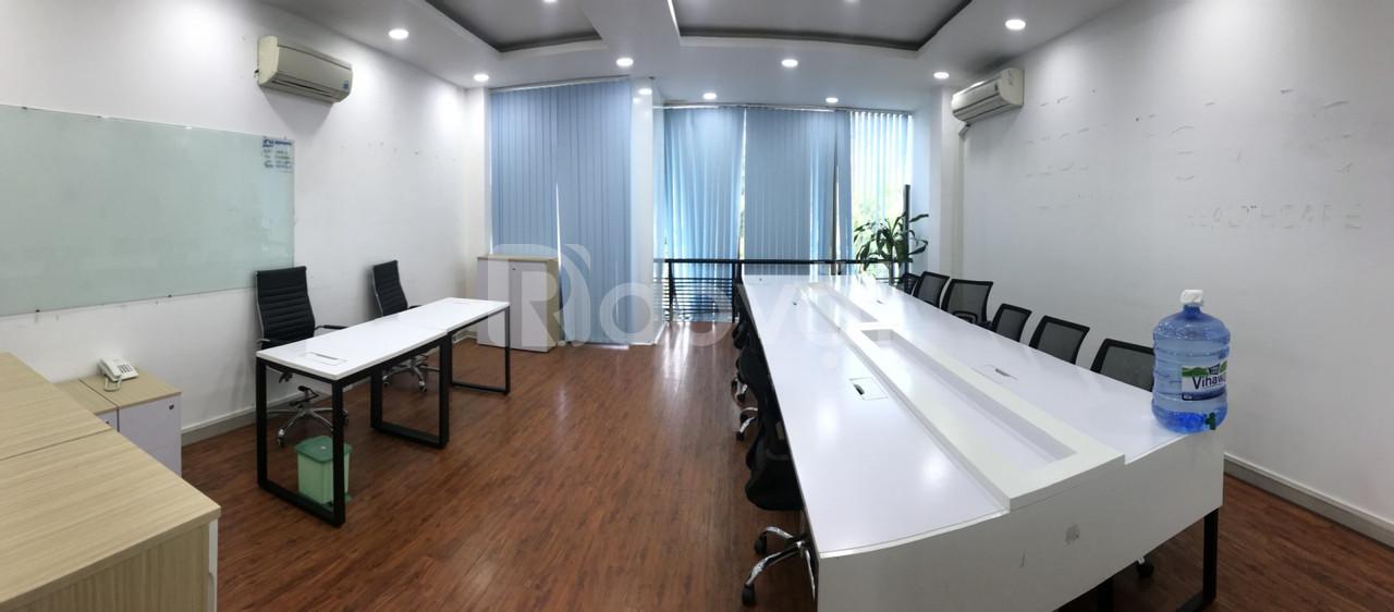 Văn phòng Quận 1 full nội thất, 15 - 50m2, chỉ từ 13 triệu/tháng