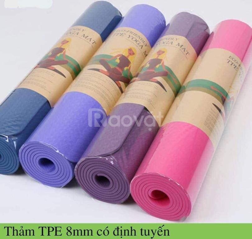 Thảm tập yoga giá tại kho