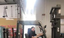 Xe nâng dầu 4 tấn 4 mét Niuli