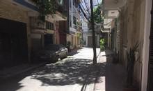Bán nhà phân lô Vĩnh Phúc, đường 2 ô tô, DT 50m, giá 8.5 tỷ