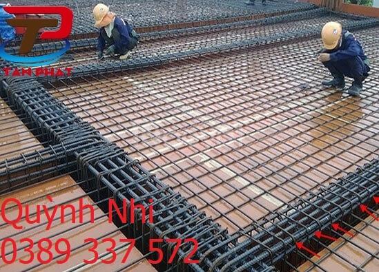 Lưới thép hàn chập phi 4 ô 50x50, 50x100, 100x100, 50x200, 150x150....