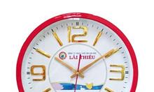 Công ty sản xuất đồng hồ treo tường giá rẻ theo yêu cầu