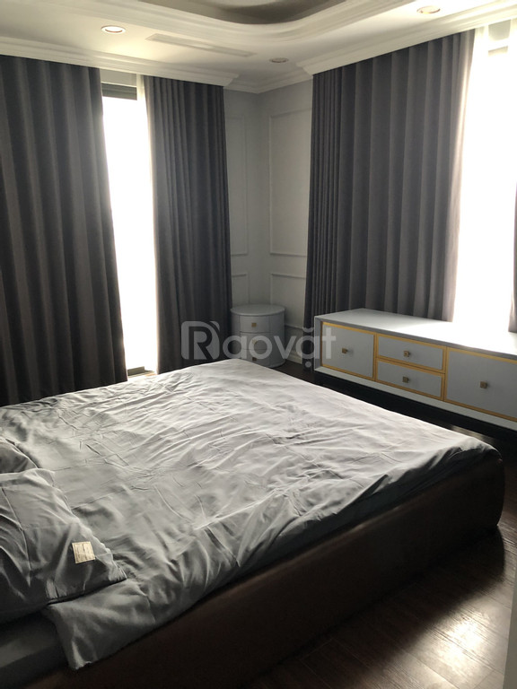 Bán chung cư cao cấp D'le Roi Soleil 59 Xuân Diệu 114m 3PN 3wc Full đồ